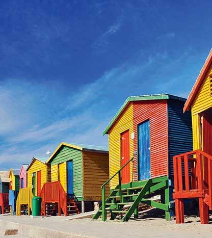 Muizenberg Beach#CapeCadogan #CapeCadoganTours #ExploreCapeTown