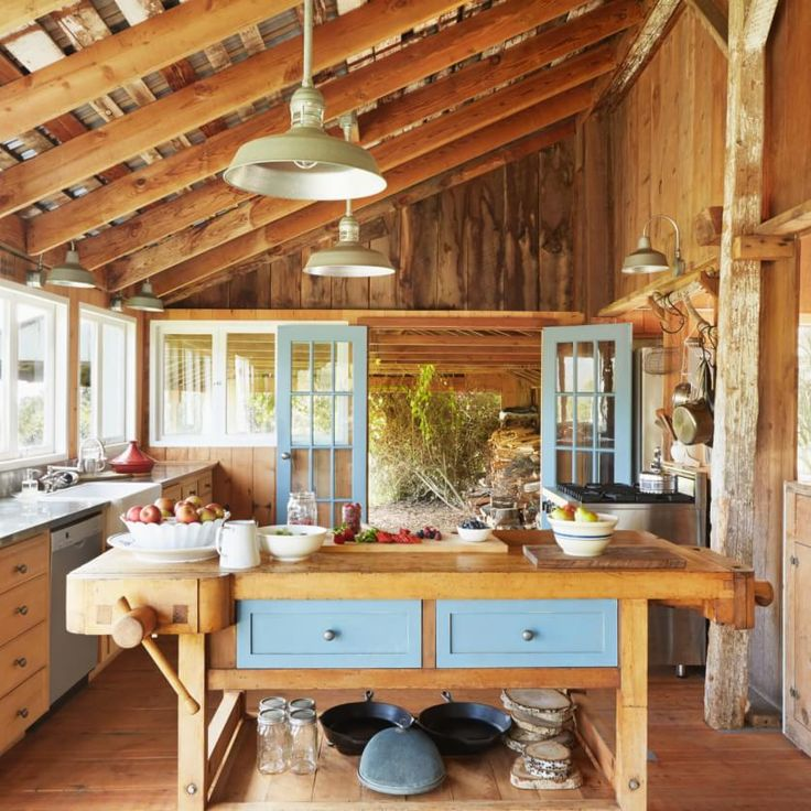 30 rooms that perfectly embody farmhouse style style for Country interior designs