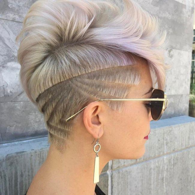 Speziell für Frauen mit blonden Haaren; 10 starke Schnitte mit WOW-Faktor! - Aktuelle Frisuren