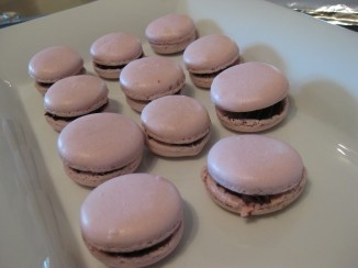 Macaroons the Thermomix way