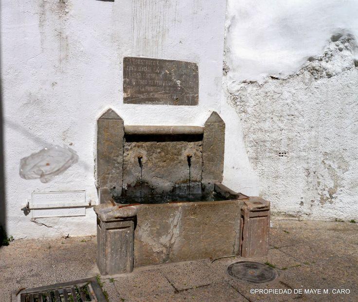 pilones y aljibes de granada: El Barranco del Abogado es uno de los barrios más ...