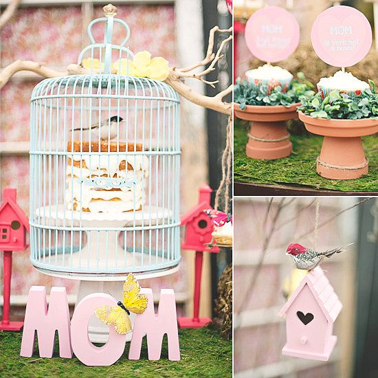 Whimsical Mothers Day Party