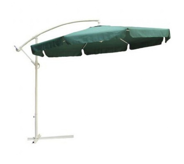 Hunter Green Market Umbrella - $152.99