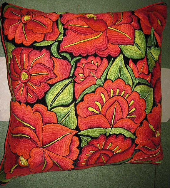 Oaxaca pillow