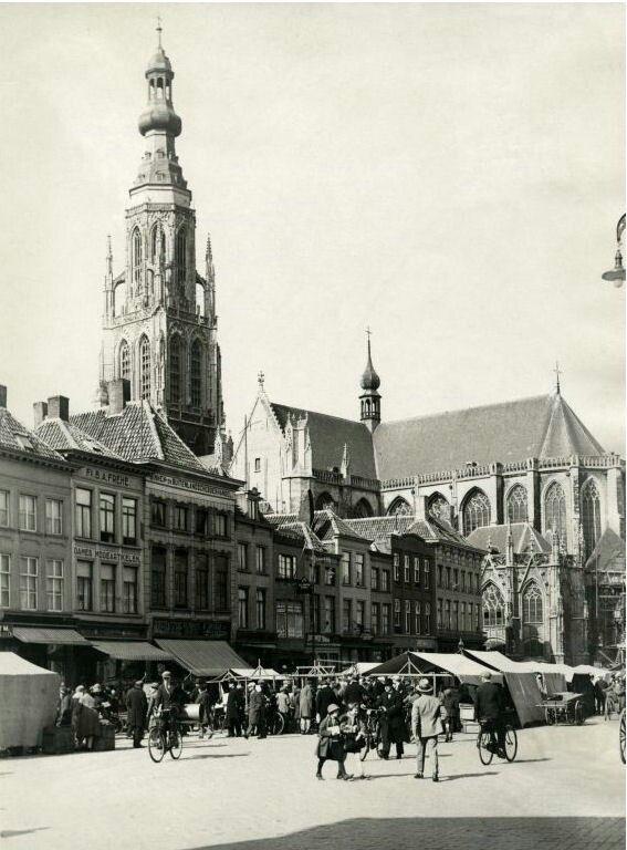 Grote Markt jaren 30