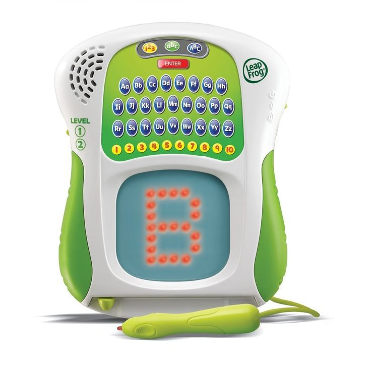 Toy LeapFrog Scribble & Write - Learning Systems