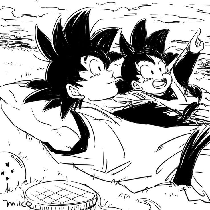 Goku and Goten                                                                                                                                                                                 More
