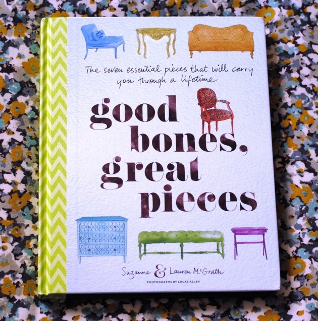 Good Bones Great Pieces book review by Domestikated Life
