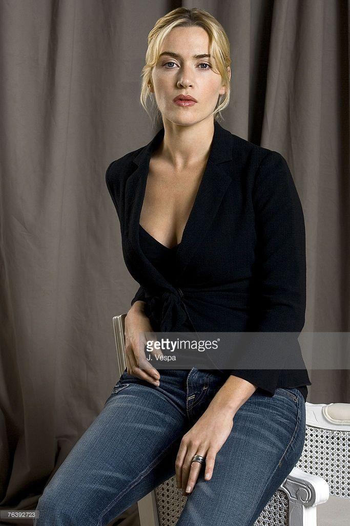 Kate Winslet; Kate Winslet by Jeff Vespa; Kate Winslet, Toronto Film Festival, September 13, 2006; Toronto; Ontario.