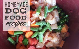Kiss Kibble Goodbye: Homemade Dog Food Recipes
