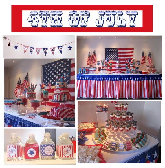 4th of july food sales