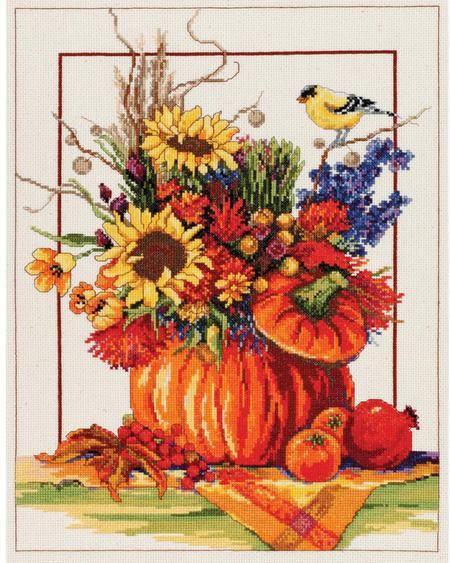 Flowers - Cross Stitch Patterns & Kits (Page 3) - 123Stitch.com