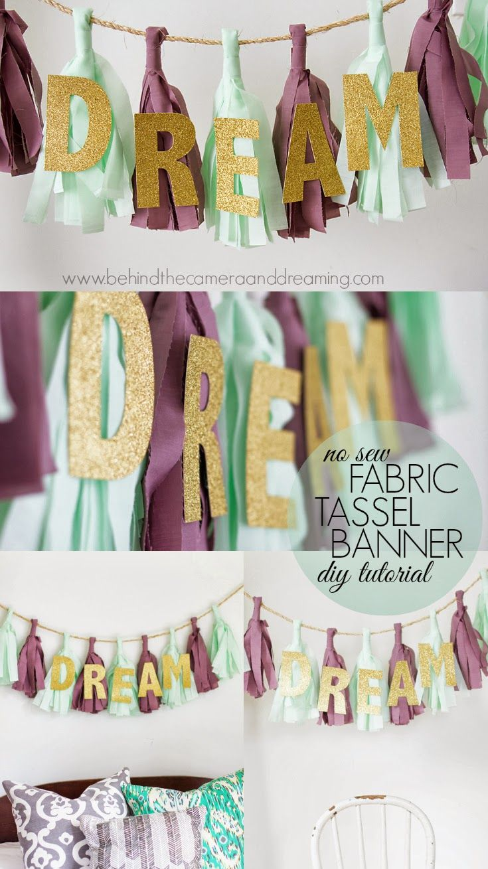 Best 25+ Diy banner ideas on Pinterest | DIY party bunting ...