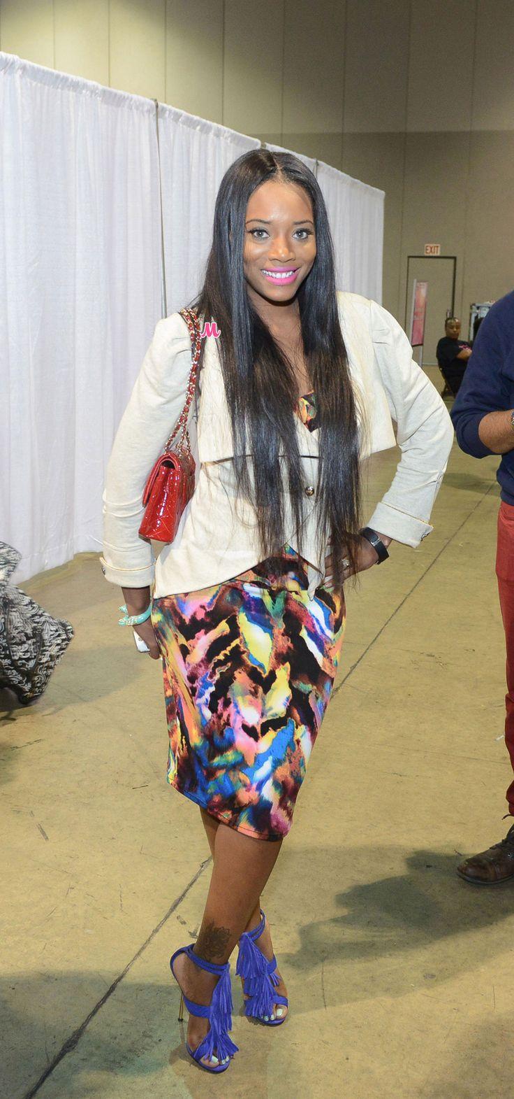Yandy smith bio ethnic background - Beautiful Dresses Dressing