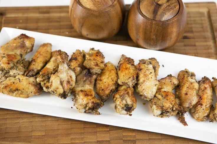 Fırında Pratik Tavuk Kanadı | İdil Tatari