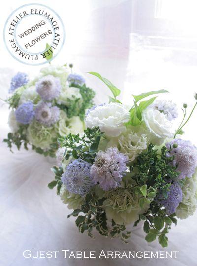 和の結婚披露宴の会場装花@阿佐ヶ谷神明宮様 納品実例写真  東京・ウェディングブーケと会場装花の専門アトリエ「プルマージュ」 Ameba (アメーバ)
