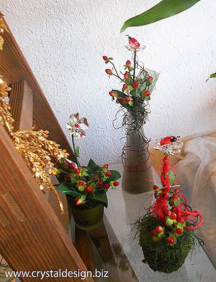 """#lucky charm #fiori #portafortuna presso """"L'Erica"""" in provincia di Cuneo! Italy"""