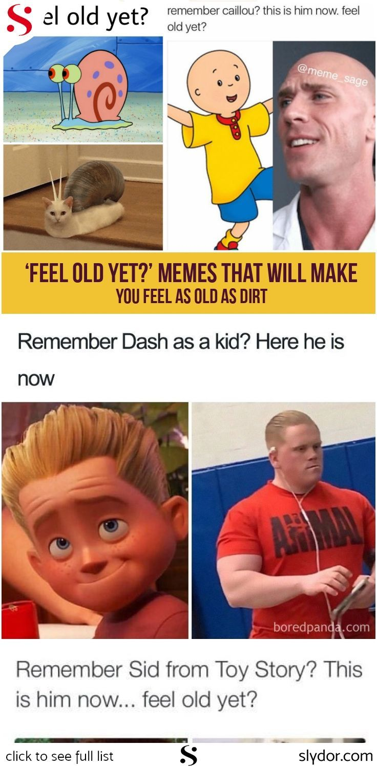 Feel Old Yet Memes That Will Make You Feel As Old As Dirt Memes Funny Picture Humor Humour Lol Laught Funny Pictures Blonde Jokes Funny Pictures Fails
