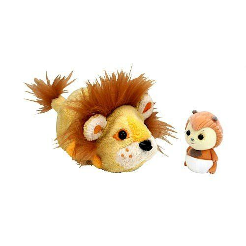 Zhu-Fari Pet & Baby - Jack the Lion by Cepia, LLC. $16.88. Two AAA Batteries Included. Includes 1 Pet and 1 Baby. Additional Zhu-Fari Pets & Playsets Sold Separately. For Ages 4 & Up. Babies have crawled their way into ZhuFari! ZhuFari Deluxe Pets come with their own mini babies! Collect Jack and Wilder the loveable lions, Zulu and Button the exotic giraffes, and Ozzy and Banana the wacky monkeys. In the ZhuFari Deluxe Pets, Zhunatics can have both a new exotic...