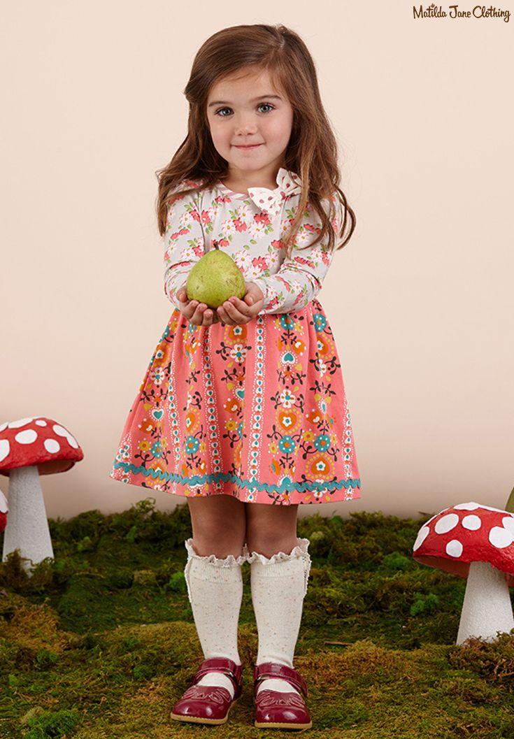 Matilda Jane Ring Of Flowers Dress