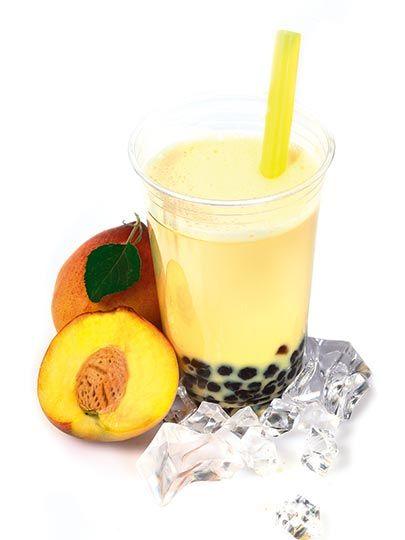 Şeftalili buzlu yeşil çay Tarifi - İçecekler Yemekleri - Yemek Tarifleri