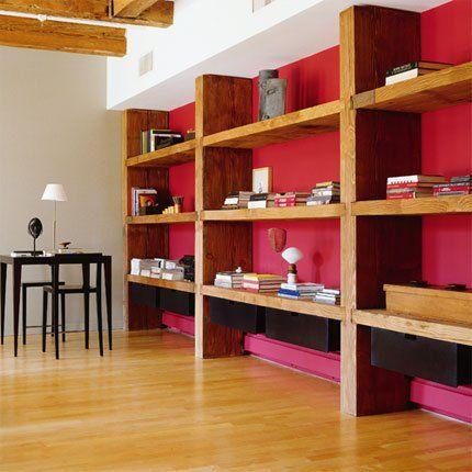 cuisine illusion p r ne sous sol drawer shelves and. Black Bedroom Furniture Sets. Home Design Ideas