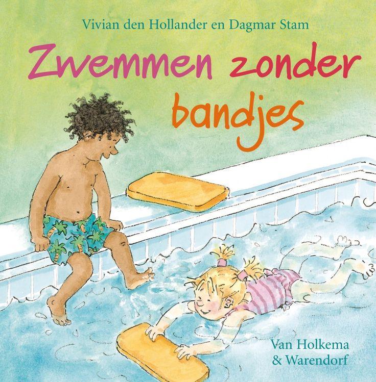 Zwemmen zonder bandjes | Vivian den Hollander