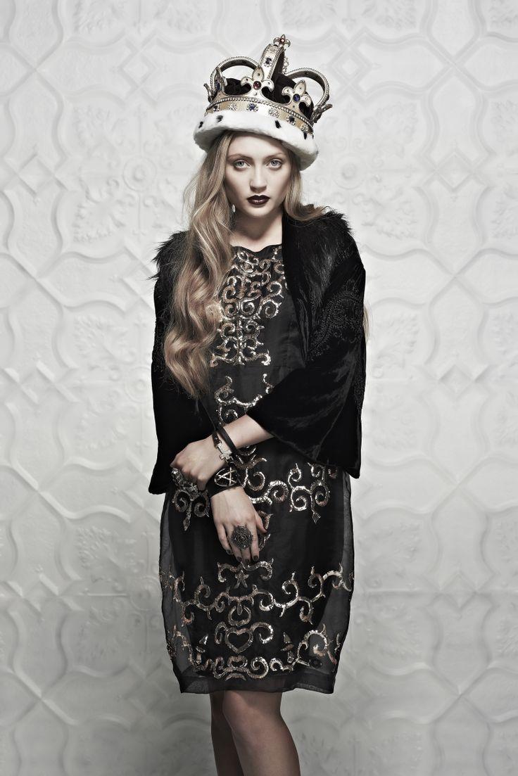 Belle Tower Dress