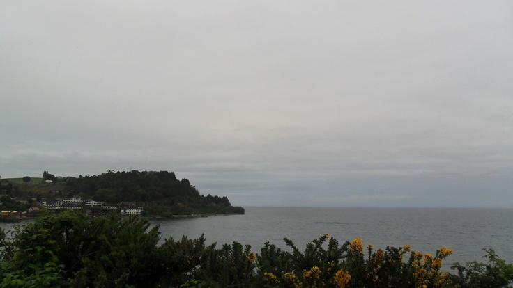 Puerto Varas.Lago Llanquihue-Chile