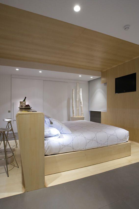 Proyecto iluminación.- Hotel Marques de Vallejo #LightingDesigners #Iluminacion #OsabaIluminacion #Hotel #MarquesDeVallejo #Debota&Lomba