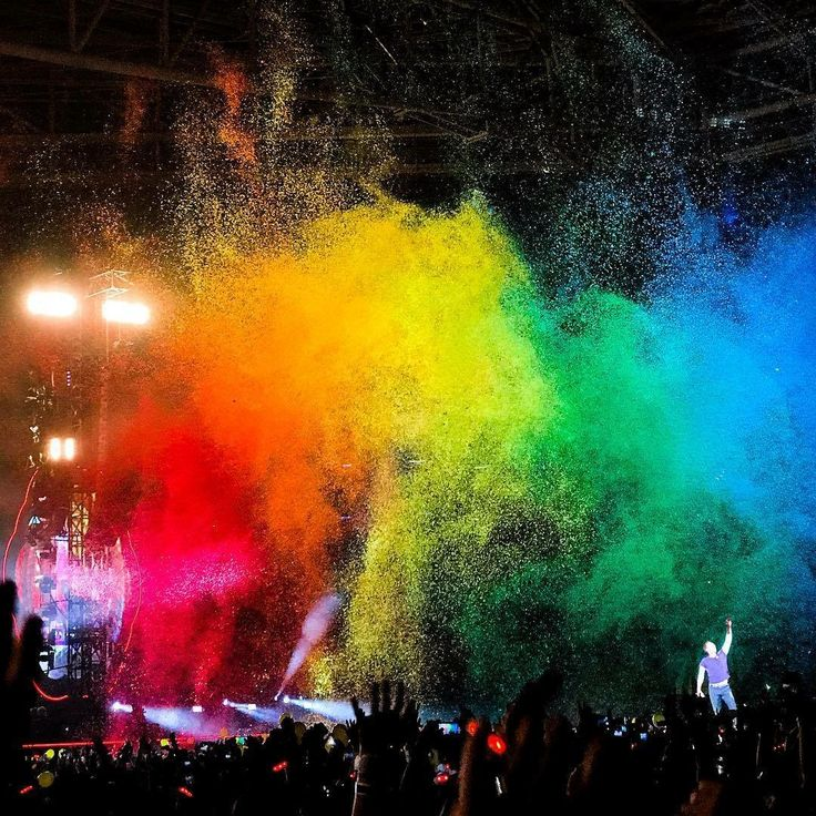 Amazing Concert! Coldplay