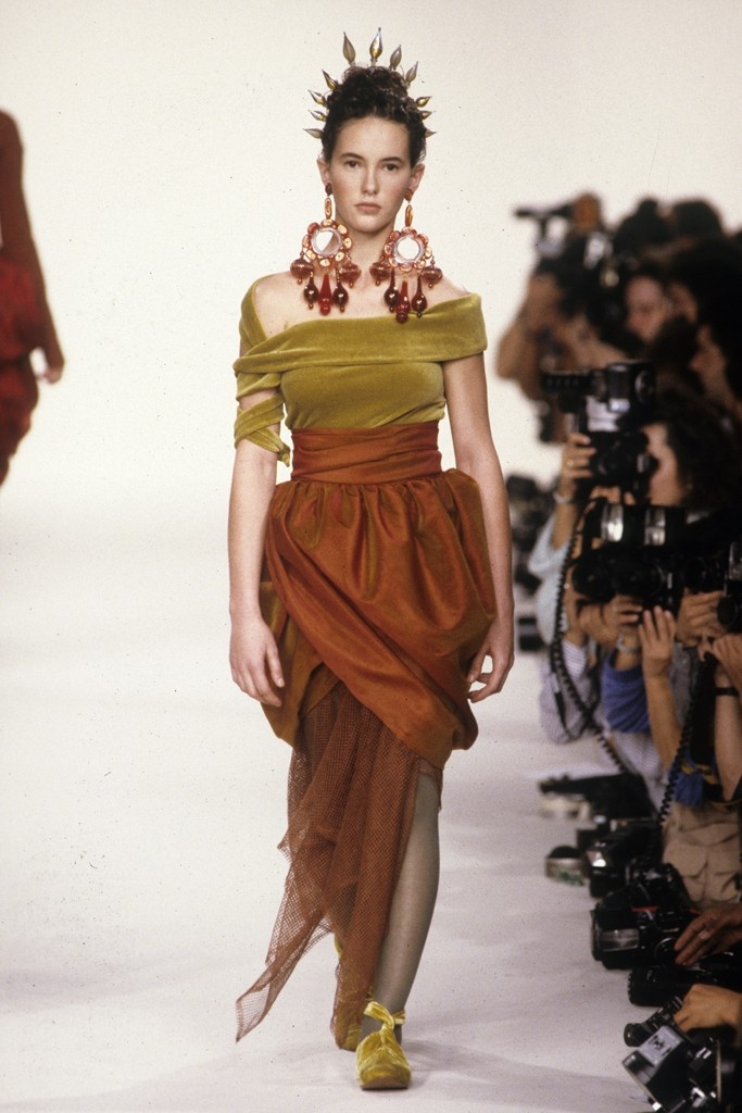 Romeo Gigli RTW Spring 1990 - This collection changed my life
