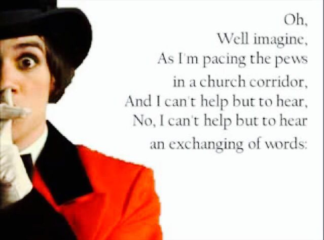 Images of Panic At The Disco I Write Sins Not Tragedies Video ...