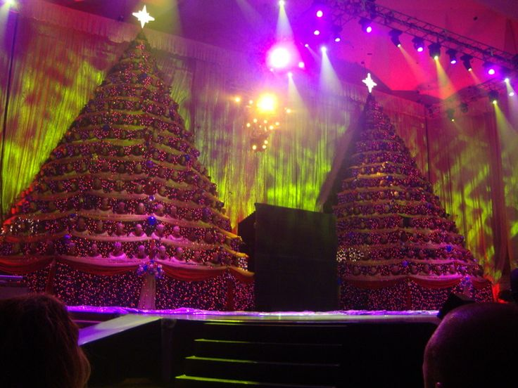 Singing Christmas Trees Concert in Orlando