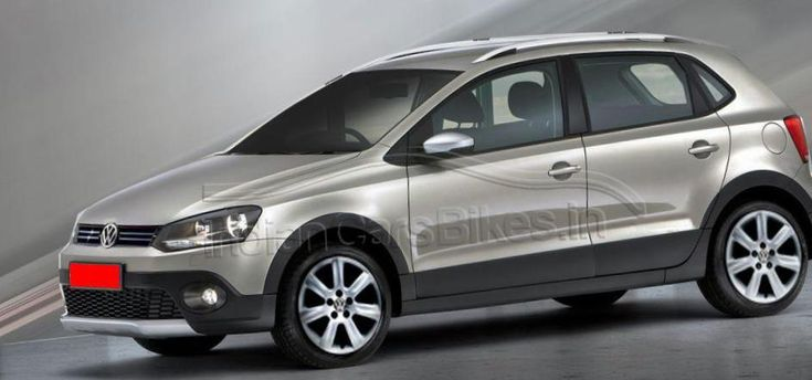 Volkswagen Cross Polo sale - http://autotras.com