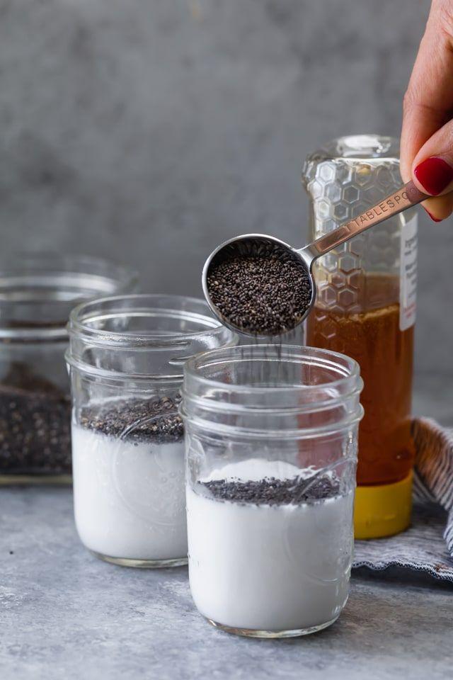 3-Ingredient Chia Pudding