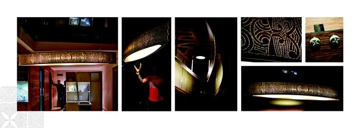 First light feature light