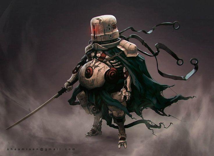 regram @empire_of_future By shadzior #empireoffuture #man #asia #warrior #samurai #soldier #азия #exosuit #helmet #follow #followme #wow #art #rain #top #самурай #воин #japan #china #future #scifi #science #fantasy #blade #blades