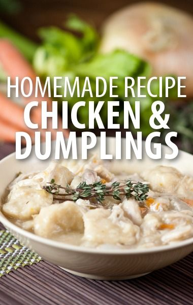 Rachael Ray explained that her Chicken and Dumplings Recipe is even better when you can start with a whole chicken, for more flavor and greater value. http://www.recapo.com/rachael-ray-show/rachael-ray-recipes/rachael-ray-chicken-dumplings-recipe-classic-chicken-dinner/