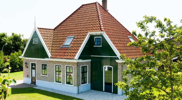 Architectural style Vida: cozy and colorful |  Wienerberger