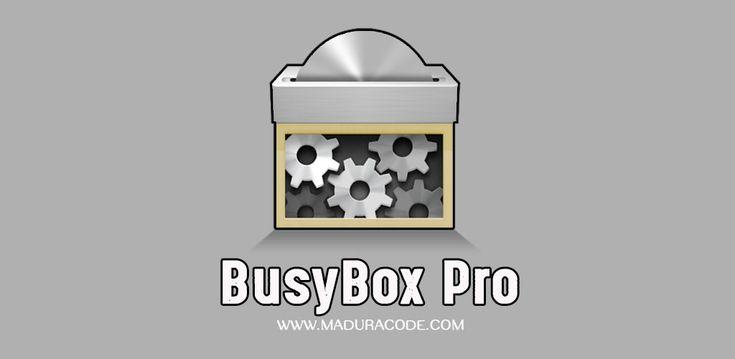 BusyBox Pro v62 Final Apk