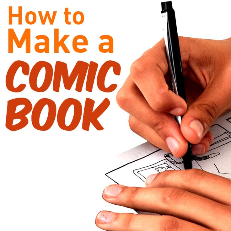 How to Make a Comic Book (Project-Centered Course) from High Tech High Graduate School of Education. What you'll achieve:  In this project-centered course*, you will create an original four page minicomic designed around a short story of your choosing.  What you'll need to get started: This project-centered course is designed for all-age learners (high school age and above, at least 13 years of age) who are interested in learning how to make a comic book, but have never completed one…