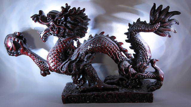 The Light and Shadows on the Feng Shui Dragon