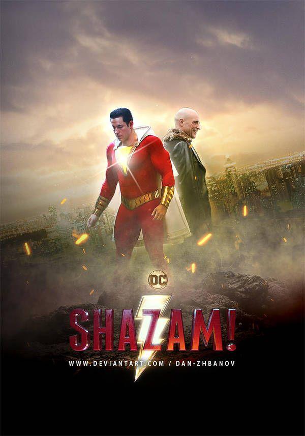 Ver Hd Shazam Pelicula Completa Dvd Mega Latino 2019 En