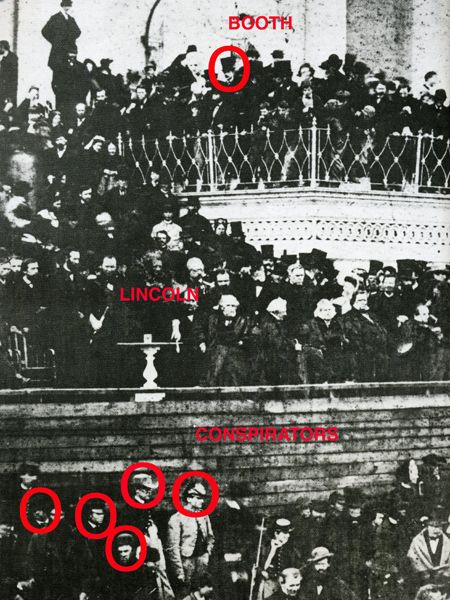 The first president photographed for his inauguration was Lincoln. John Wilkes Booth is also in the picture.   - 13 Facts that Will Change the Way you Look at President Lincoln - Interesting Facts and Fun Facts - OMG Facts