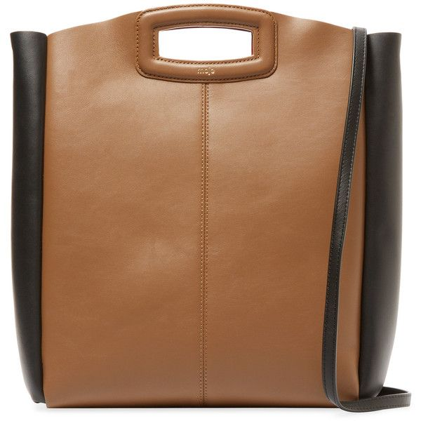 Best 25  Brown leather totes ideas on Pinterest   Leather tote ...