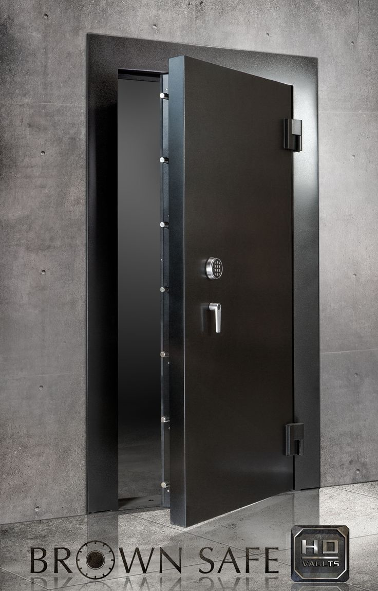 25 best ideas about safe door on pinterest gun safe for Custom panic room