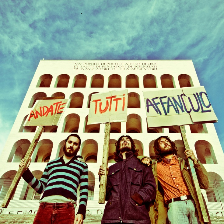 Andate Tutti AFFANCULO [The Zen Circus]