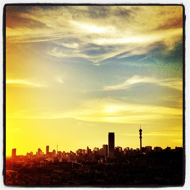 Johannesburg - Beautiful City - Photo Shared By DazMSmith