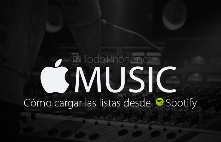 Sabías que Cómo transferir a Apple Music las listas de Spotify